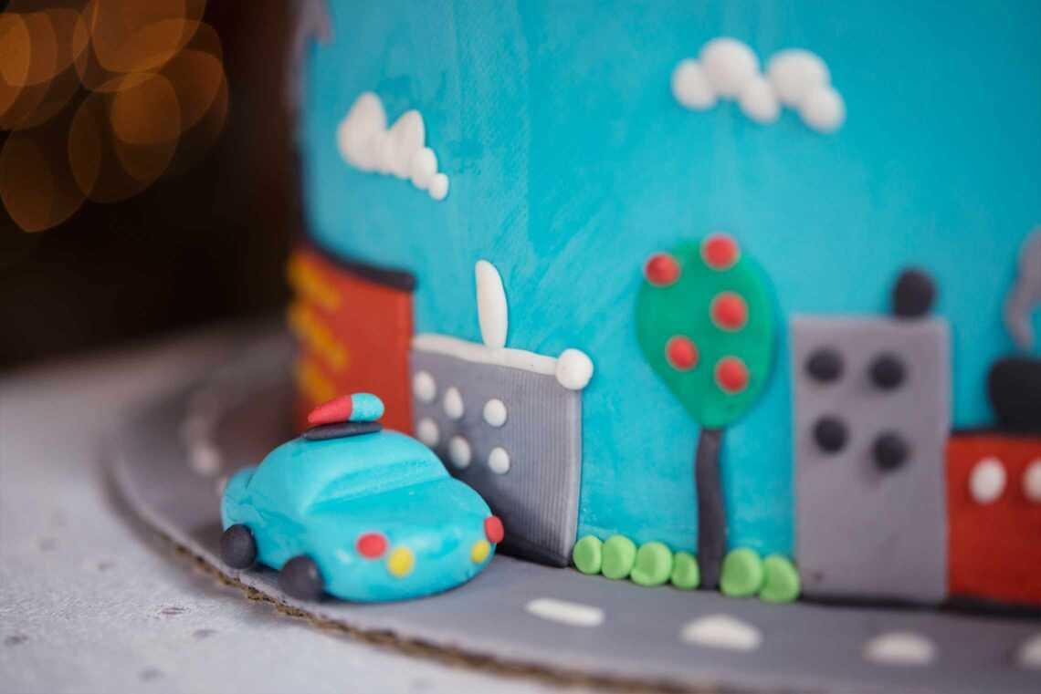 wyjątkowy tort urodzinowy