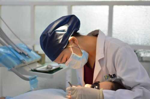 Leczenie zębów w gabinecie stomatologicznym Vita-Dent