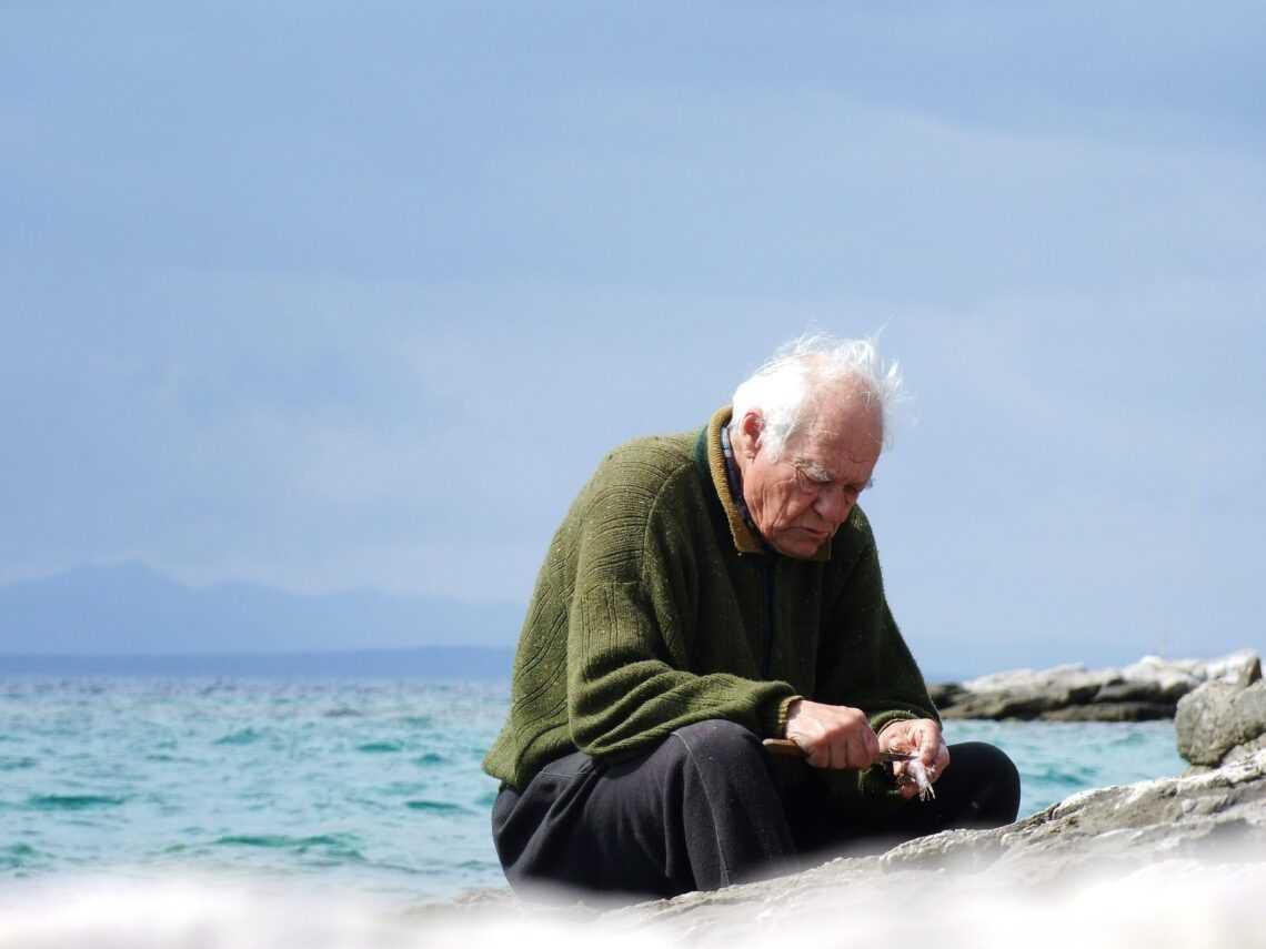 problemy osob starszych - jak z nimi sobie radzić