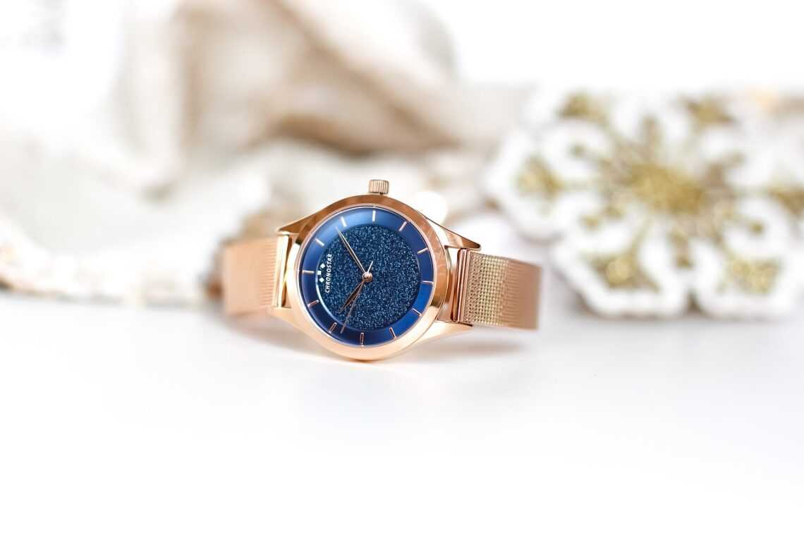 Eleganckie zegarki damskie